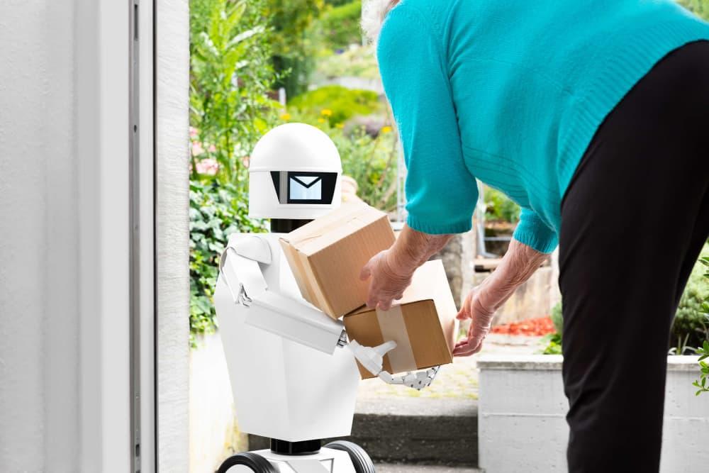 生活支援ロボット