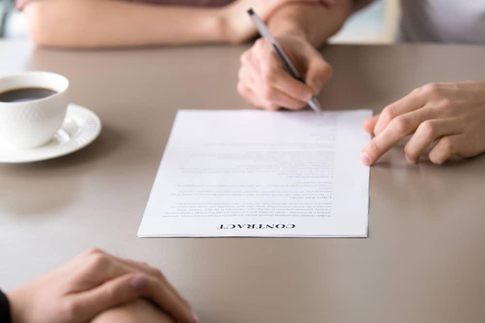 電子契約書