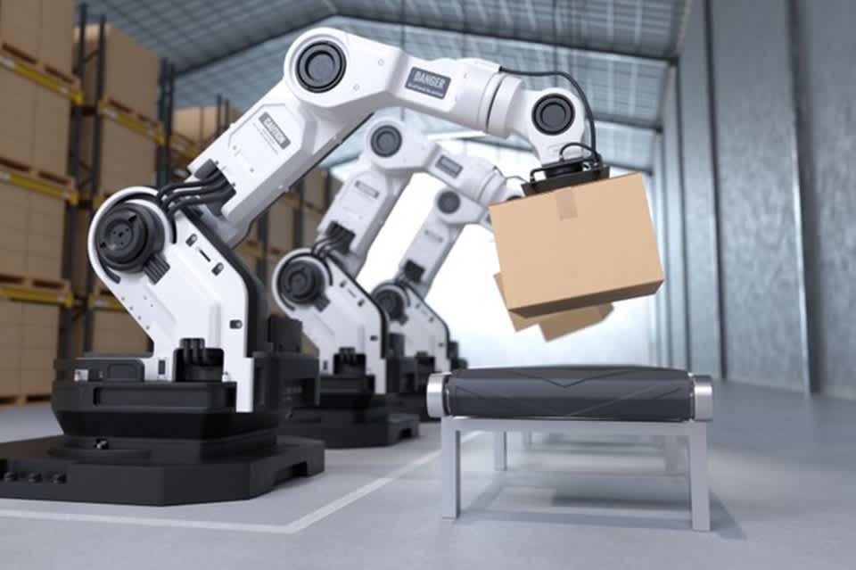 協働ロボットの4つの導入メリット