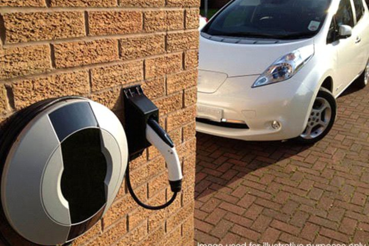 Car Charging Point