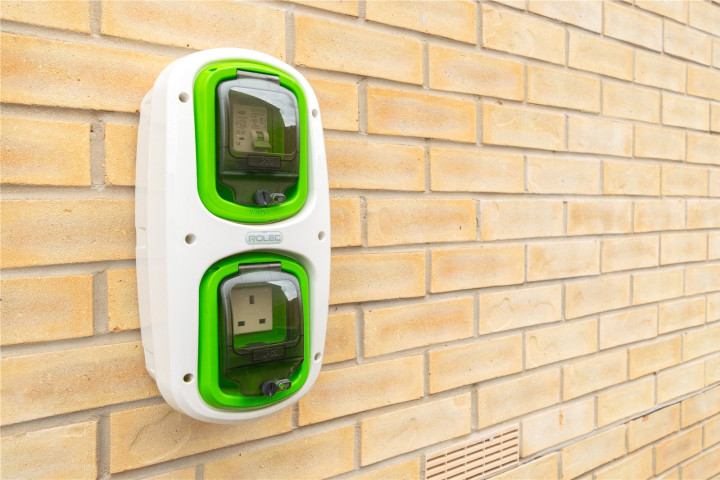 Electric Car Point