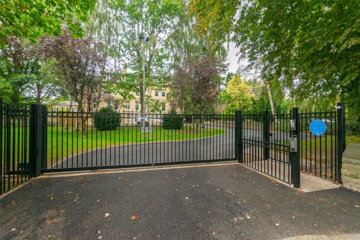 Gated Entrace