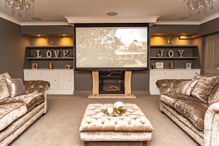 Family/Cinema Room