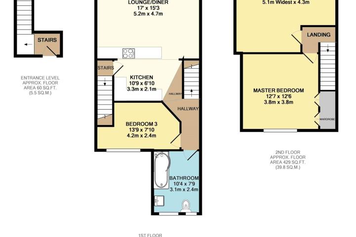 Floorplan No. 01