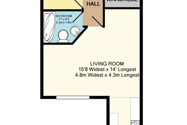 Floorplan No. 02