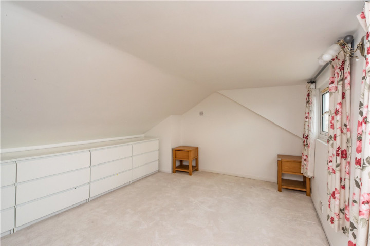 Bedroom 3/Attic