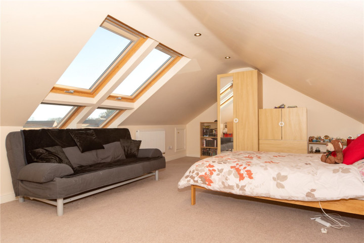 Bedroom 2 (Attic)
