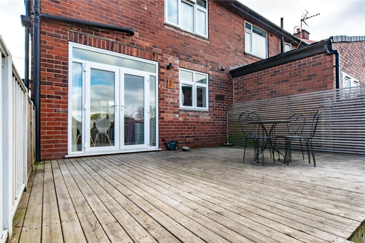 Decking/Patio