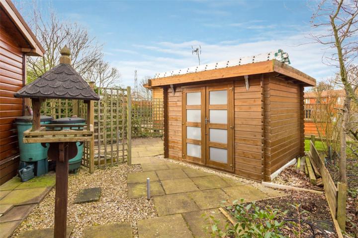 Timber Shed/Workshop