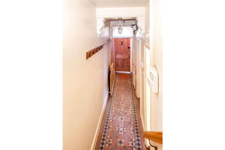 Entrance and Hallway