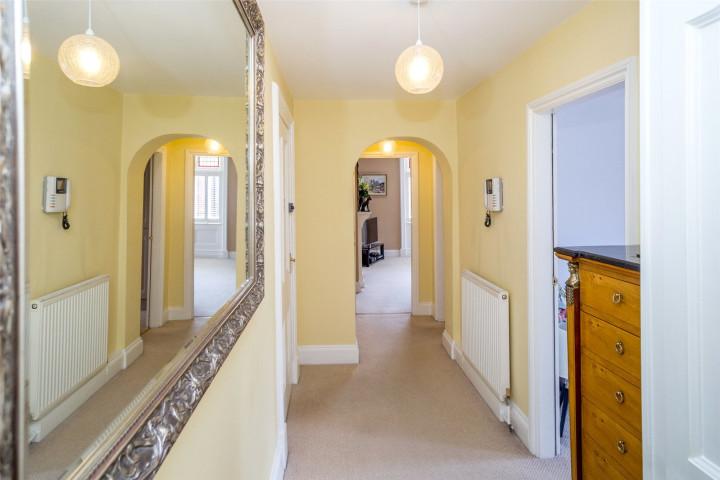 Private Hallway