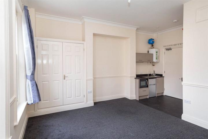 Flat 8 Living Room