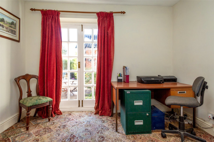 Hall/Study Area