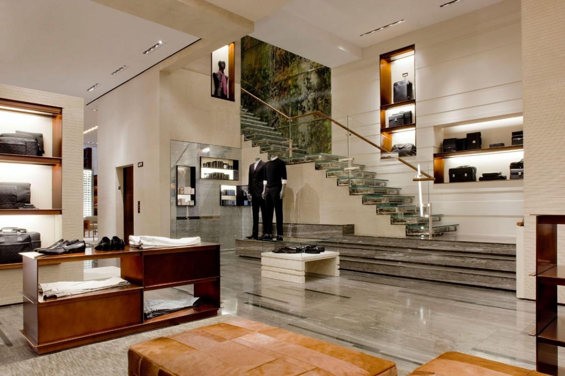 Chanel Interior Design