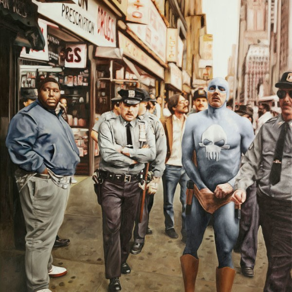 'Cops' Collectors Edition by Andreas Englund | POS PRINTS