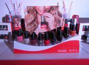 OPI y Coca Cola se unen para lanzar colección