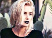 Tendencia: labios negros