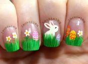 12 Diseños de Nail Art de Pascua de Resurrección