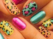Ideas para Uñas de Leopardo