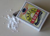 Bicarbonato para las manchas de acné