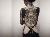 Tendencias: Tatuajes Blackout