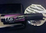 Review: Labial L.A. Girl Matte Flat Finish Pigment Gloss (tono Stunner)