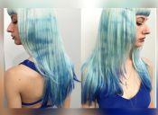 Tendencias: shibori hair o pelo anudado