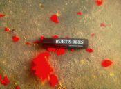 Bálsamo labial con color Burt's Bees: ¡nada que decir! (literalmente)