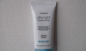 Review hidratante Neutrógena Ultra Light