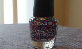 Review Esmalte Color Craze Confetti de L.A Colors