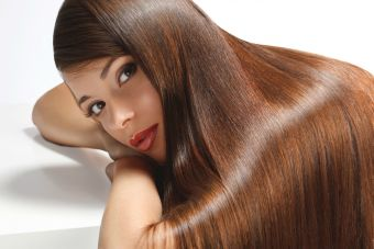 Mi secreto de belleza para un pelo liso todo el día