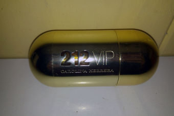 Review Fragancia: 212 VIP de Carolina Herrera