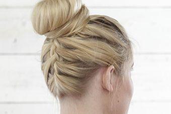 5 estilos de peinados con trenzas
