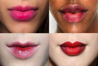 Tendencias : Blurred Lips