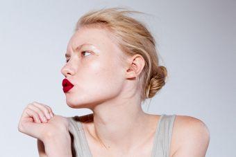 Tonos ideales para labios en la temporada otoño - invierno