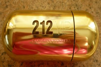 Review Perfume 212 VIP, de Carolina Herrera