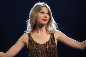 Looks notables: Taylor Swift