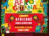Fiesta Afro Gitana versión Fluor