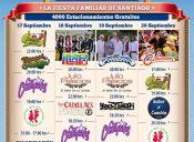 3° Semana de la Chilenidad en Parque Cerrillos - 17 al 20 de Septiembre