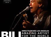 Bill Champlin en Chile - 27, 28 y 29 de Agosto