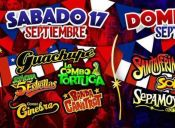 Fonda Bar Las Tejas  - 17 y 18 de Septiembre