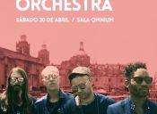Unknown Mortal Orchestra enChile