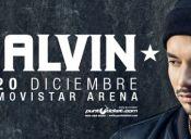 J Balvin en Movistar Arena