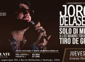 Jorge Delaselva en Club Chocolate