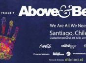 Above & Beyond en Chile