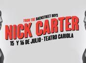 Nick Carter en Chile