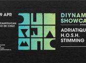 Diynamic Showcase en Teatro Caupolicán