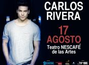 Carlos Rivera en Chile