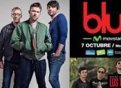 Concierto de Blur en Chile