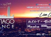 Tech Elementz & Playa Eterna presentan: Santiago Trance 2
